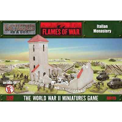 FLAMES of WAR: Ruined Monastery (Italy)