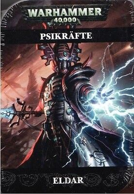 Games Workshop - Warhammer 40.000 / 40K Psikräfte Eldar #4602