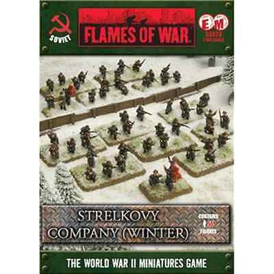 FLAMES of WAR: Strelkovy Company (Winter)
