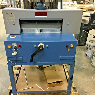 """Imperial ,18"""" Electric paper cutter , Free Shipping to lower 48st  on buy it now"""
