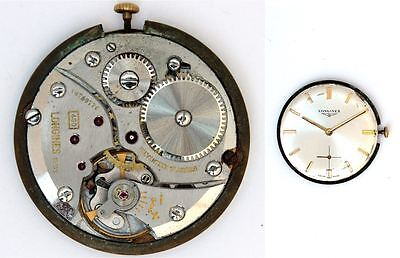 LONGINES 490 original watch movement working (4565)