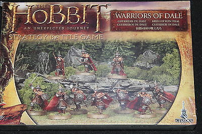 Games Workshop The Hobbit Warriors of Dale Lord of the Rings New Sealed BNIB GW
