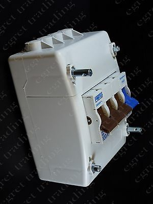 Proteus EMIS4P 100A 4P TP+N Main Switch Electricity Meter Isolator Switch - New