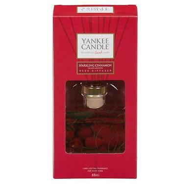 Yankee Candle Signature Reed Diffuser - Sparkling Cinnamon
