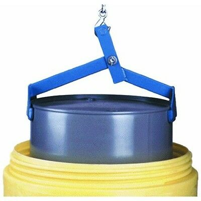 Enpac 3100-BU Salvage Drum Lifter, 1000 lbs Load Capacity