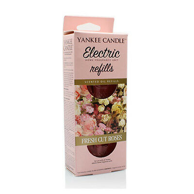 Yankee Candle Fresh Cut Roses Scent Plug Refills