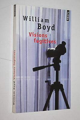 Visions Fugitives - William Boyd -  Poche  Points
