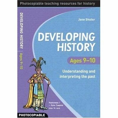 Developing History Ages 9-10 .....  School or Home Education
