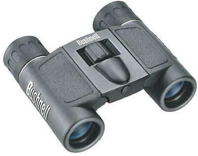 Bushnell Powerview 8x21 Black Roof Prism Compact Binoculars