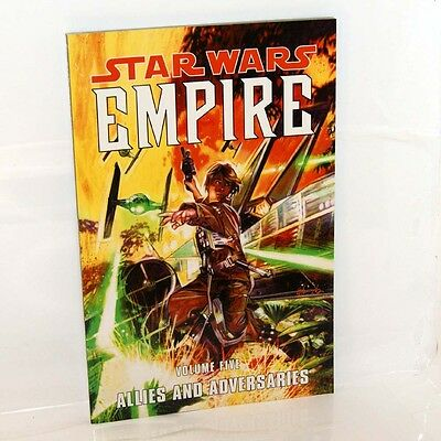 Star Wars: Empire v. 5: Allies and Adversaries    by Mars, Barlow & Bardeaux