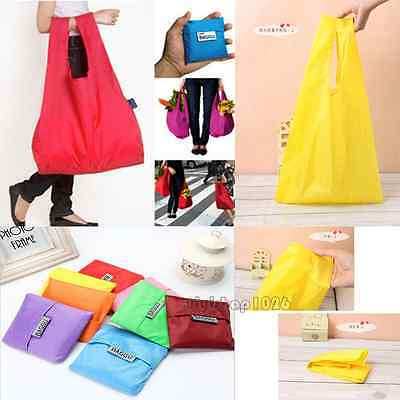 5pcs Mixed BAGGU Reusable Storage ECO Friendly Shopping Bag Grocery Bags Tote