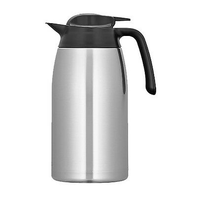 NEW Thermos Stainless Steel Vacuum Insulated Carafe 2L