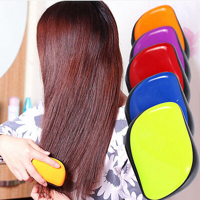 Styling Comb  Color Random Hair  Portable  Massage  Detangling  Brush