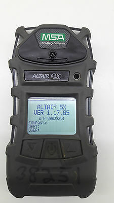 Msa Altair 5x Multi Gas Detector Polycarbonate housing protect (11)