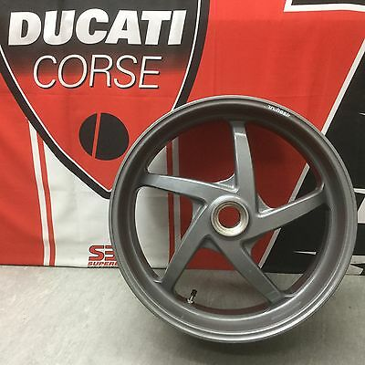 Marchesini Magnesium Alloy Rear Wheel 17 X 6 Ducati 748 916 955 996 998