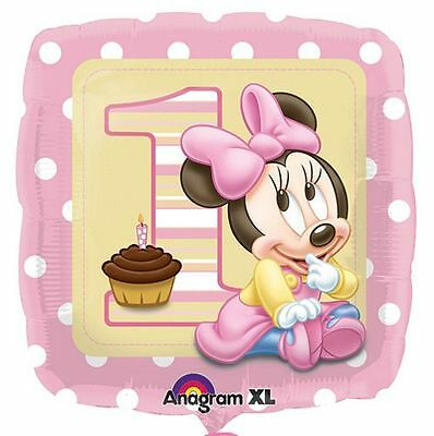 Palloncino in Mylar - Minnie 1° Compleanno