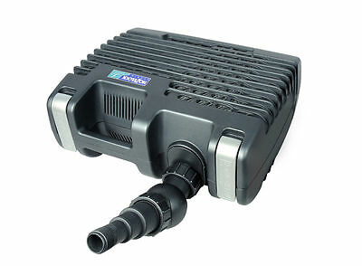 NEW Hozelock 1581 Aquaforce 2500 LPH Garden Pond Pump 30w Maximum Flow