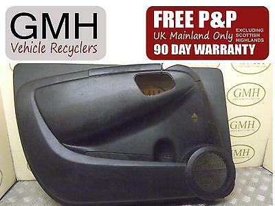 Citroen Nemo Mk1 Left Passenger Nearside Front Door Panel 2008-2015 ~