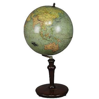 antique earth globe by Columbus - Berlin ca.1900