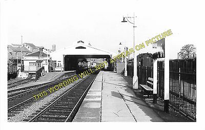 GWR. Frome Railway Station Photo Witham to Westbury and Radstock Lines 3