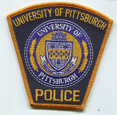 University of Pittsburgh Police Patch // Pennsylvania