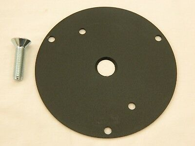 ECCO A6400MBP Mirror Mounting Adapter Plate Bracket (6200 & 6400 Series Lights)