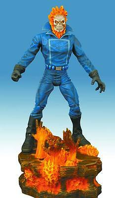 Marvel Select: Ghost Rider Action Figure From Diamond Select Toys - Brand New