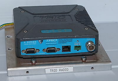 TRIO Datacom ER450-51A02-EH0 UHF Diagnostic Encryption Radio Data Modem