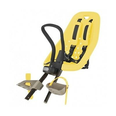 THULE Yepp Mini Front Seat Yellow 12020112 Includes FREE A-HEAD Adaptor!
