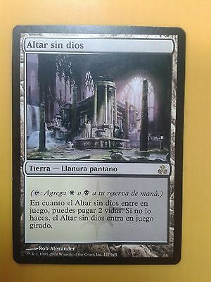 Altar Sin Dios. Magic The Gathering