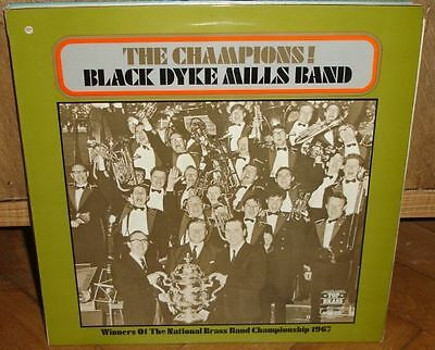 Black Dyke Mills Band: The Champions '68 Top Brass