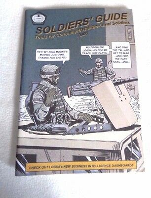 Army Book Magazine Soldiers' Guide Tools For Company/Battalion Level  2008