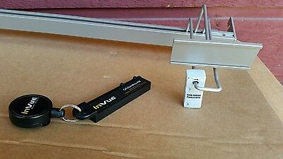 InVue Q4 HandKey Shop Retail Fittings Display Shoplifting Prevention Security