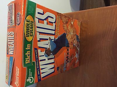 2001 Wheaties Tiger Woods Box [Opened]