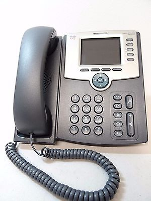 Cisco SPA525G IP Phone (BASE/STAND NOT INCLUDED)