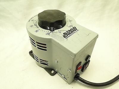 Starco Energy Variable Autotransformer 3Pn1010B * Serviceable *