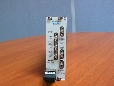 NI PXI-5610 2.7 GHz RF Upconverter National Instruments