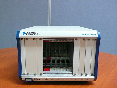 NI PXI-1042Q 8-Slot PXI Chassis National Instruments.