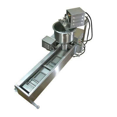 Stainless Steel Screw-Type Adjustable Full-Automatic Donut Making Machine