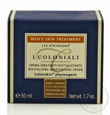 i Coloniali Men's Skin Treatment Revitalising Moisturising Cream - 50ml