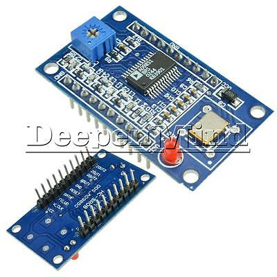 AD9851DDS 0-70MHz  2 Sine Wave 2 Square Wave Output Signal Generator Module