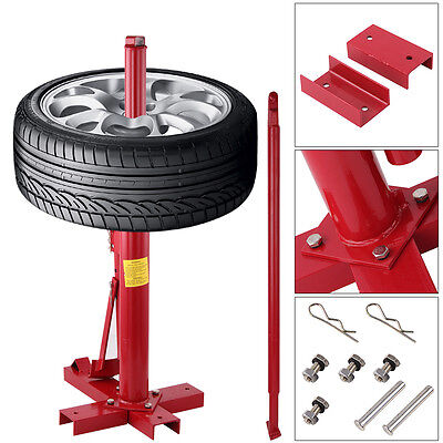 Tyre Changer Wheel Mount Breaker Tire Car/Motorbike Manual Portable Hand Machine
