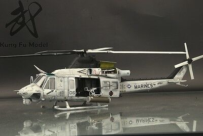 Built 1/48 U S M C UH-1Y Venom Helicopter(Ready for ship)