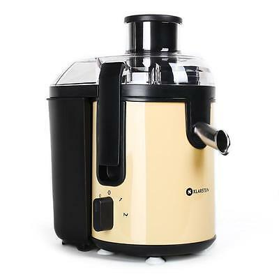 Electric Power Juicer Fruit And Vegetable Juice Maker Extractor Stainless Steel