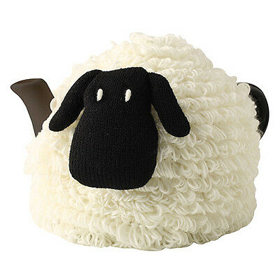 T & G Farmyard Crazy Sidney The Sheep Knitted Tea Cosy