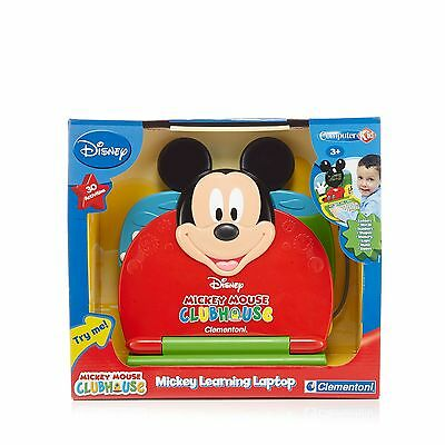 Mickey Mouse Clubhouse Mickey Mouse Learning Laptop From Debenhams