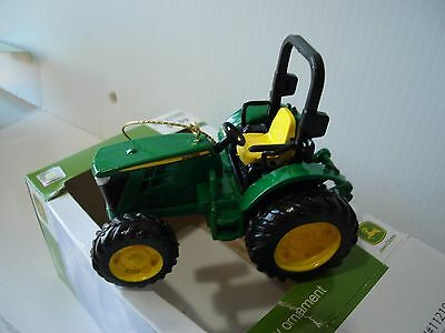 John Deere Utility Tractor Ornament, NEW in Package