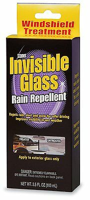 NEW Invisible Car Glass RAIN REPELLENT - BEST RAIN REPELLENT AVAILABLE