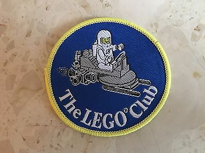 Vintage Lego Club Patch/Cloth Badge 1983 Classic Space - VERY RARE - MINT!