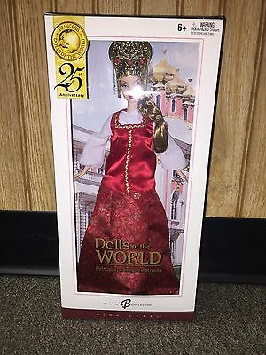 Doll of the World Princess of Imperial Russia Barbie Doll